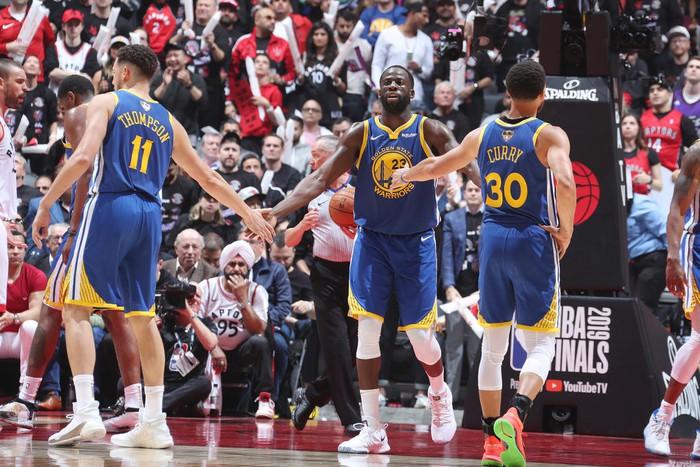 Golden State Warriors - Đỉnh cao của lối chơi đồng đội - Ảnh 3.