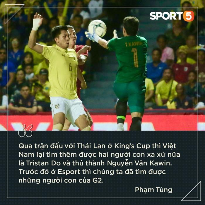 Fan Việt gáy cực mạnh sau chiến thắng Thái Lan: Đọc xong chỉ có bò lăn ra cười - Ảnh 2.