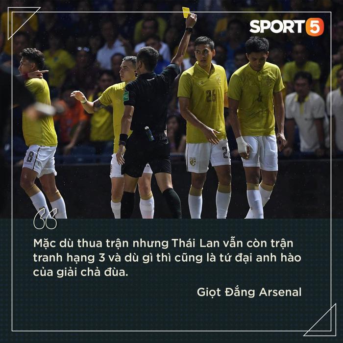 Fan Việt gáy cực mạnh sau chiến thắng Thái Lan: Đọc xong chỉ có bò lăn ra cười - Ảnh 5.