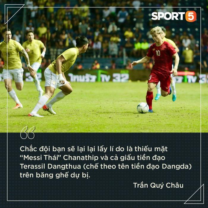 Fan Việt gáy cực mạnh sau chiến thắng Thái Lan: Đọc xong chỉ có bò lăn ra cười - Ảnh 7.