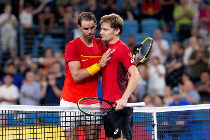 """Nadal """"thoát xác"""" hú vía từ tội đồ hóa người hùng, Tây Ban Nha nhọc nhằn vào bán kết ATP Cup - Ảnh 4."""