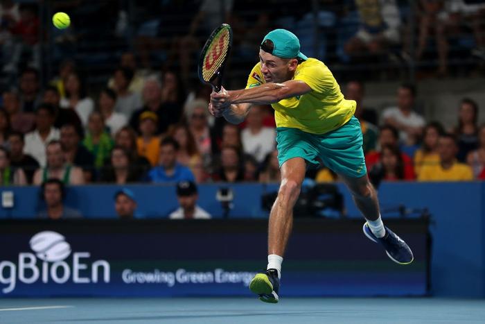Nadal, Djokovic tỏa sáng để tạo nên trận chung kết trong mơ tại ATP Cup - Ảnh 4.
