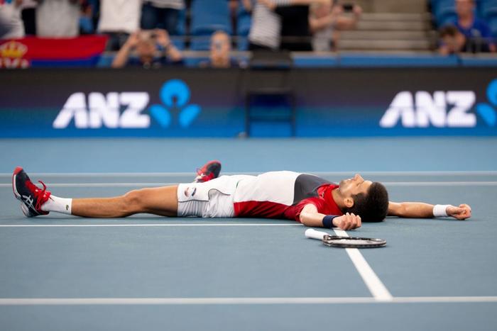 Nadal, Djokovic tỏa sáng để tạo nên trận chung kết trong mơ tại ATP Cup - Ảnh 8.