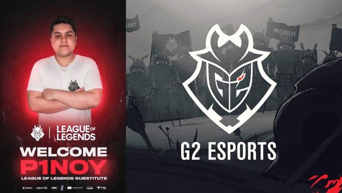 """G2 Esports chiêu mộ xạ thủ mới, liệu có phải nhà vô địch LEC lo sợ Caps sẽ """"toang"""" khi thi đấu ở vị trí mới? - Ảnh 1."""