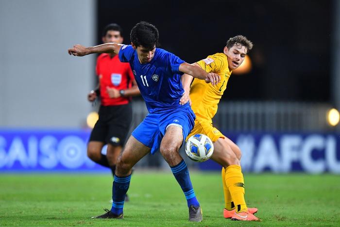 Đánh bại U23 Uzbekistan với tỉ số 1-0, U23 Australia giành vé dự Olympic sau 12 năm chờ đợi - Ảnh 3.
