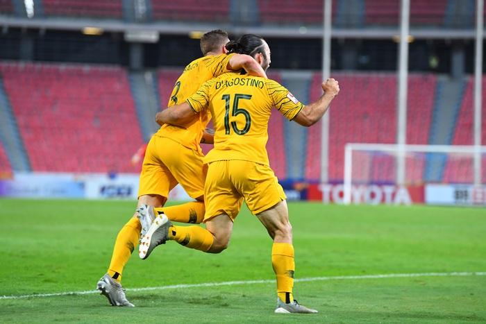 Đánh bại U23 Uzbekistan với tỉ số 1-0, U23 Australia giành vé dự Olympic sau 12 năm chờ đợi - Ảnh 4.