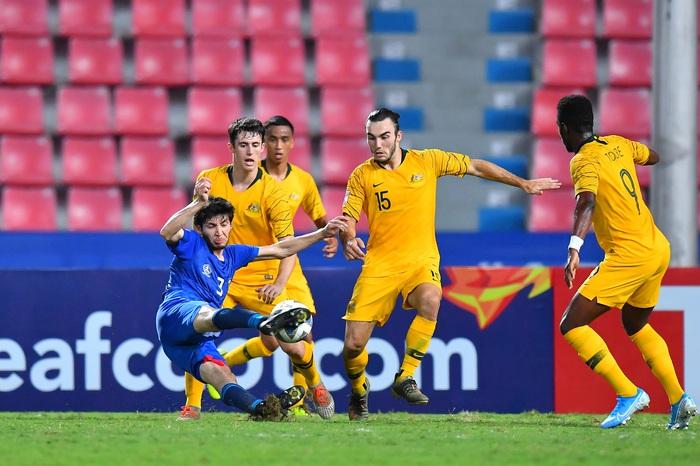 Đánh bại U23 Uzbekistan với tỉ số 1-0, U23 Australia giành vé dự Olympic sau 12 năm chờ đợi - Ảnh 6.