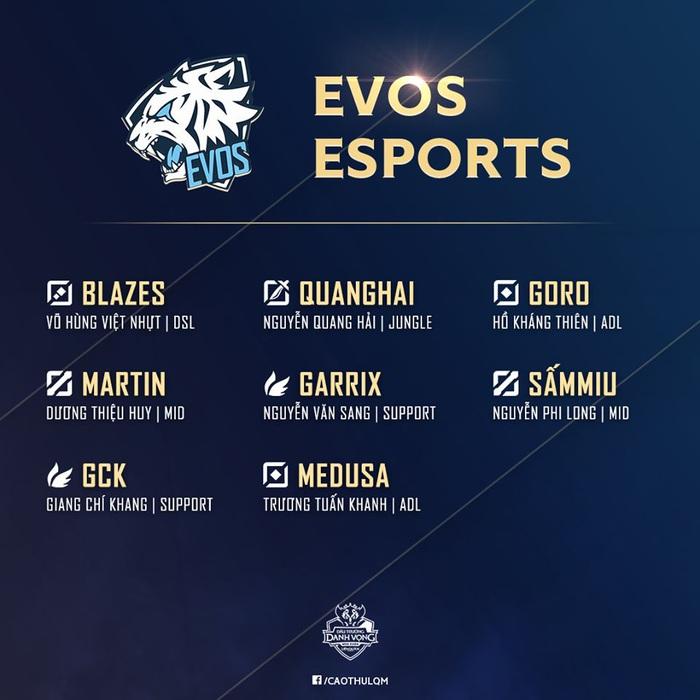 7 đội đã sẵn sàng cho ĐTDV mùa Xuân 2020, chỉ còn Mocha ZD Esports chưa công bố đội hình - Ảnh 3.