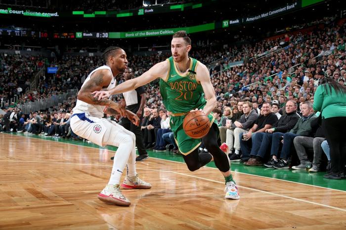 Kéo nhau vào tận 2 hiệp phụ, Boston Celtics giành chiến thắng nghẹt thở trước Los Angeles Clippers - Ảnh 3.