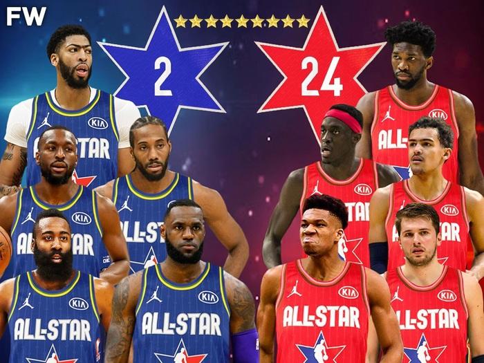 Giá vé trung bình để dự khán trận All Star 2020 đạt mức kỷ lục trong 10 năm qua - Ảnh 1.