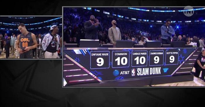 """Dwyane Wade chính thức lên tiếng sau loạt chỉ trích """"thiên vị"""" tại Slam Dunk Contest 2020 - Ảnh 2."""