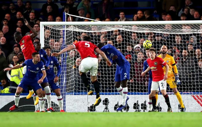 VAR xuất hiện, Chelsea nhận thất bại cay đắng ngay trên sân nhà trước Manchester United - Ảnh 8.