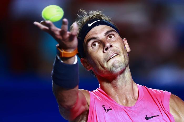 Nadal tiếp tục thị uy sức mạnh, đối đầu với ẩn số người Hàn Quốc ở tứ kết Mexican Open - Ảnh 6.
