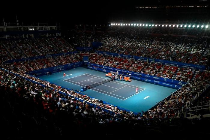 Nadal tiếp tục thị uy sức mạnh, đối đầu với ẩn số người Hàn Quốc ở tứ kết Mexican Open - Ảnh 3.