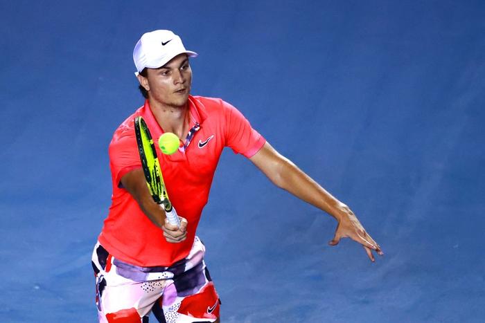 Nadal tiếp tục thị uy sức mạnh, đối đầu với ẩn số người Hàn Quốc ở tứ kết Mexican Open - Ảnh 5.