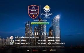 Điểm tin Esports ngày 10/10: Giải đấu Chung kết thế giới đầu tiên của FO4 chuẩn bị diễn ra tại Hàn Quốc