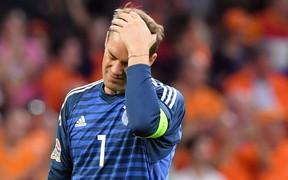 Sốc: Tuyển Đức nhận thảm bại chưa từng có trước Hà Lan