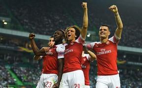 Cùng Emery, Arsenal đang du hành ngược thời gian