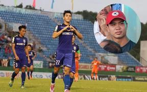 """Sao U20 Việt Nam phả hơi nóng vào gáy Công Phượng ở cuộc đua """"Vua phá lưới nội"""""""