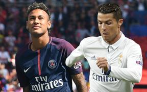 Cầu thủ đắt giá nhất thế giới gọi Ronaldo là con quái vật