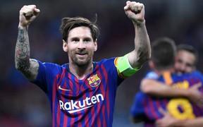 Barcelona lập thành tích doanh thu chưa từng có trong lịch sử bóng đá