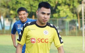 Đức Huy tin tưởng Tuấn Anh sẽ sớm trở lại đội tuyển Việt Nam