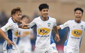 Hiệu suất ghi bàn ấn tượng của Công Phượng, Văn Toàn... khiến bầu Đức cân nhắc bỏ ý định tuyển tiền đạo ngoại ở V.League 2019