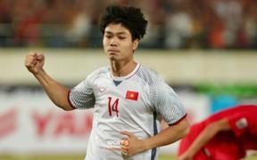 Việt Nam ngước nhìn Thái Lan trên bảng xếp hạng chiều cao AFF Cup 2018