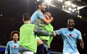 Man City 3-1 Man United: Thắng thuyết phục gã hàng xóm, thầy trò Pep vững ngôi đầu