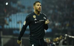 Ramos đá panelka ngẫu hứng, Real thắng tưng bừng Celta Vigo 4-2