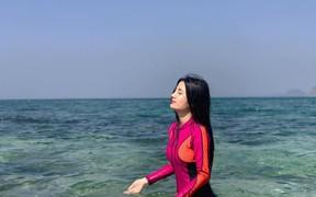 """CĐV xinh đẹp người Myanmar bị cộng đồng mạng """"truy lùng"""" tài khoản Facebook"""
