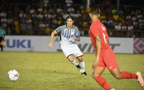 Thủ môn đẳng cấp Premier League giúp Philippines hạ Singapore ở trận ra quân AFF Cup 2018