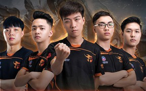 Team Flash nhận danh hiệu MVP Đấu Trường Danh Vọng Mùa Đông 2018 ở cả 5 vị trí