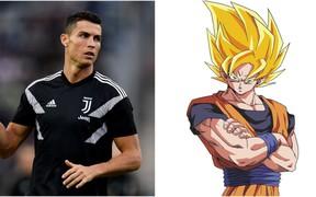 """Ronaldo từng bị """"chọc quê"""" vì luyện tập như nhân vật chính của bộ truyện """"7 viên ngọc rồng"""""""