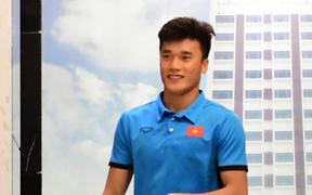 Quang Hải, Tiến Dũng và Đức Chinh rời đội tuyển Việt Nam ngay trong đêm