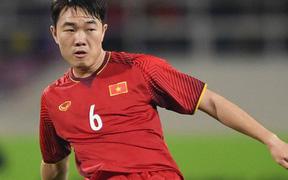 Fan quốc tế cũng troll Xuân Trường vì mắt híp khiến fan Việt cười lăn