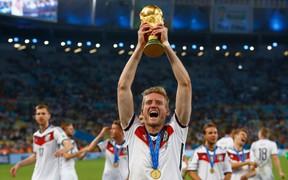 """Andre Schurrle - Bi kịch của người hùng """"kiến tạo"""" cúp vàng World Cup"""