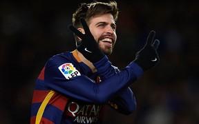 """Pique nhận được đề nghị """"bán thân"""" từ đội bóng hạng hai Tây Ban Nha"""
