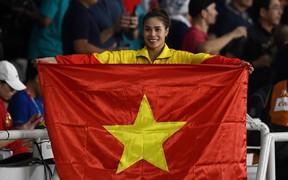 Điền kinh Việt Nam giành 2 huy chương đồng trong ngày thi đấu cuối cùng
