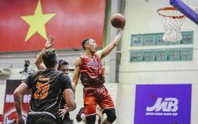 Thăng Long Warriors củng cố vị trí thứ 2 bằng chiến thắng thứ 7 liên tiếp trước Đà Nẵng Dragons