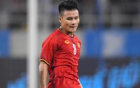 Quang Hải và những lỗ hổng nơi hàng tiền vệ của Olympic Việt Nam