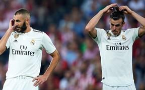 May mắn thoát thua Bilbao, Real Madrid tụt lại phía sau Barcelona