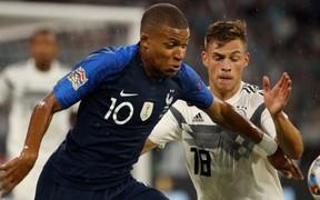 2 nhà vô địch World Cup 2014 và 2018 bất phân thắng bại trong ngày mở màn Nations League