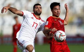 5 điểm nhấn sau trận Việt Nam 0-2 Iran: Thua nhưng hy vọng lại thêm bùng cháy