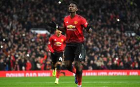 Man United 2-1 Brighton: Pogba, Rashford tỏa sáng, Solskjaer có trận thắng thứ 7 cùng Quỷ đỏ