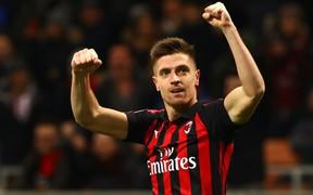 Krzysztof Piatek nói gì sau khi tỏa sáng đưa AC Milan vào bán kết Copa Italy ?