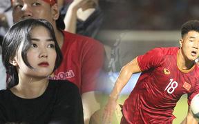 Được bạn gái xinh như hot girl tiếp lửa, Đức Chinh nổ súng giúp U22 Việt Nam nối dài chuỗi trận bất bại