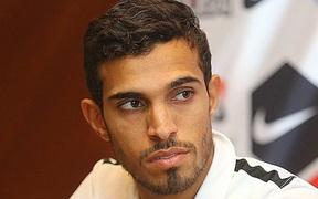 Trung vệ đắt giá tuyển UAE hào hứng đả bại Việt Nam ngay trước mắt hàng vạn CĐV tại Mỹ Đình tối 14/11