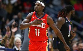 NBA 19-20: Ghi đến 33 điểm, Paul George vẫn không thể giúp Los Angeles Clippers giành chiến thắng trước cơn mưa 3 điểm của New Orlean Pelicans