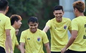 100 phóng viên Thái Lan đổ bộ sang Việt Nam tác nghiệp tại vòng loại World Cup 2022